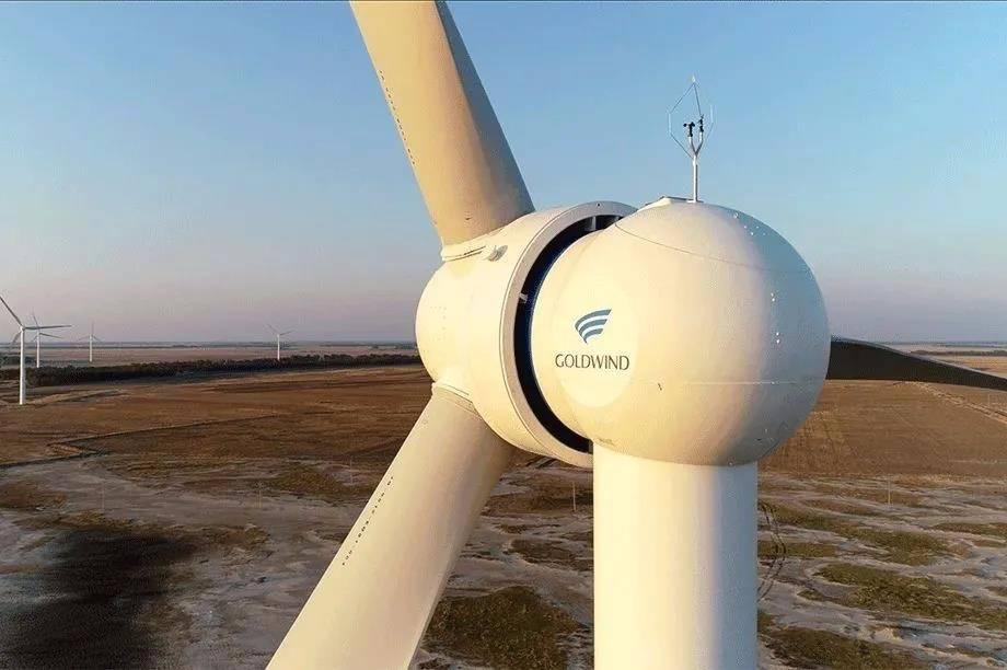 金風科技榮獲Windpower Monthly 2020年度最佳陸上風電機組(4.4MW 以下)金獎