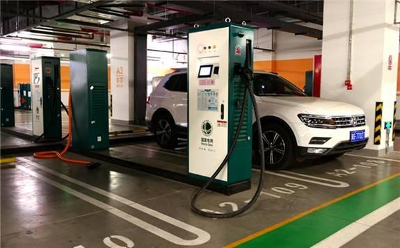 北京累計建成新能源汽車充電樁22.5萬個