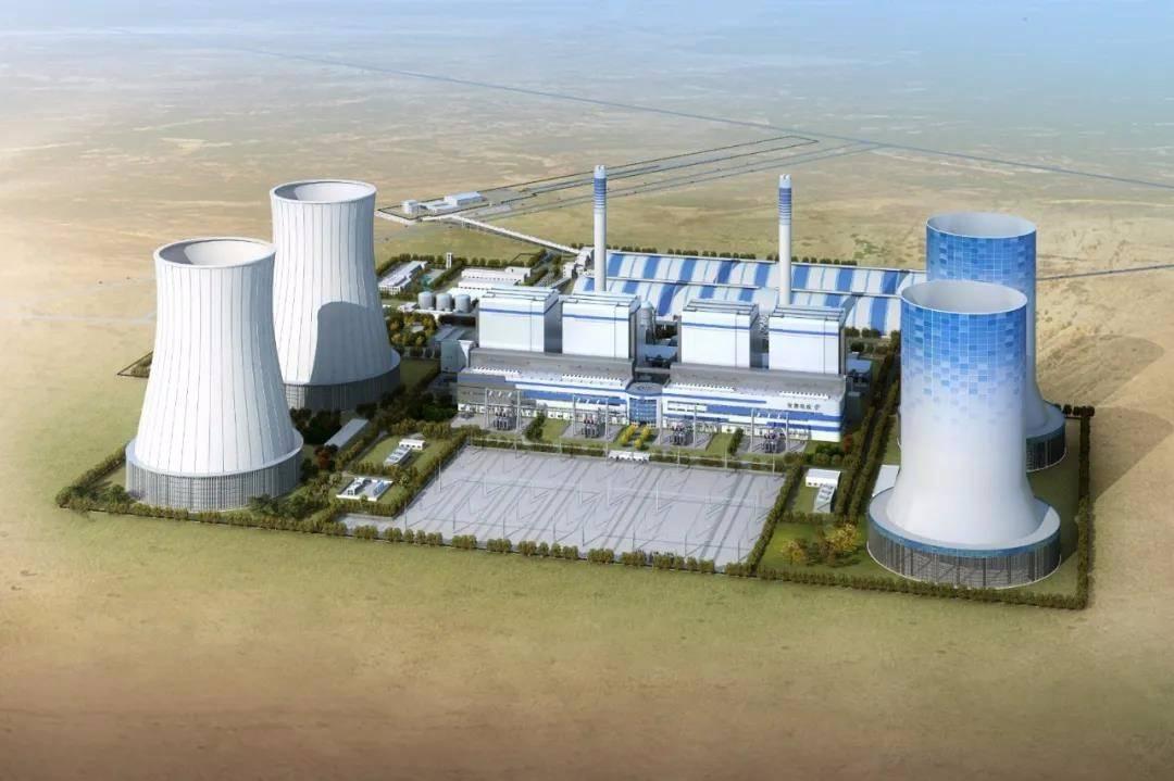 中国能建签约西北地区首个百万千瓦级调峰火电工程总承包项目