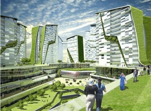 海南省开展绿色建筑创建行动