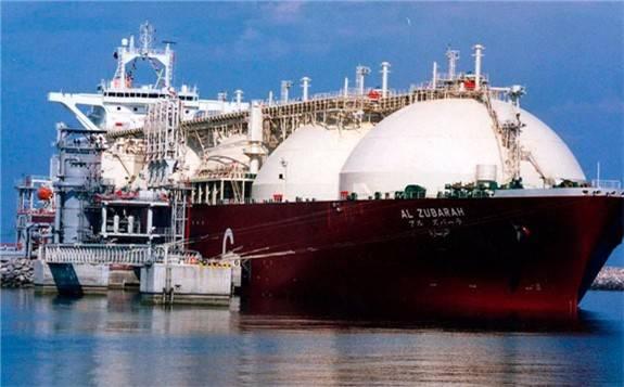 多国液化天然气价格飙升,液化天然气船运价格一路飞涨