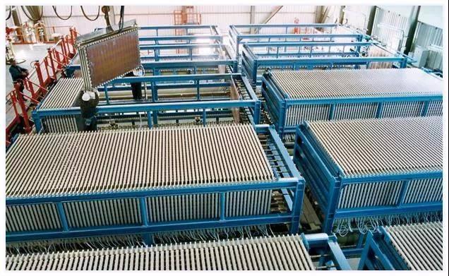 蒂森克虏伯将提供世界首批最大水电解制氢装置