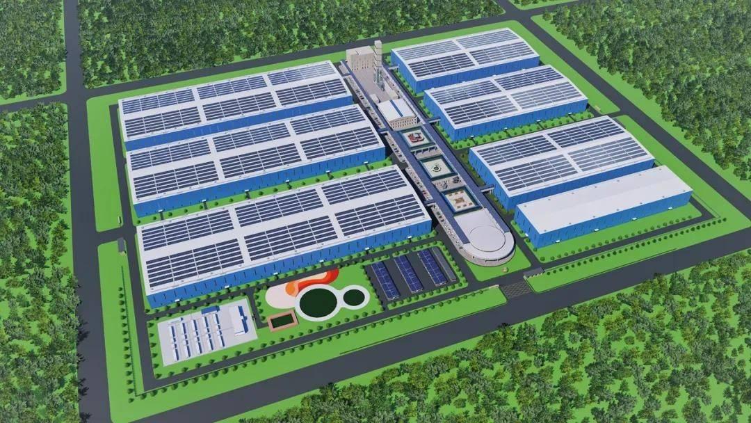 特变电工新能源邀您线上参观光储充智慧工厂示范基地项目