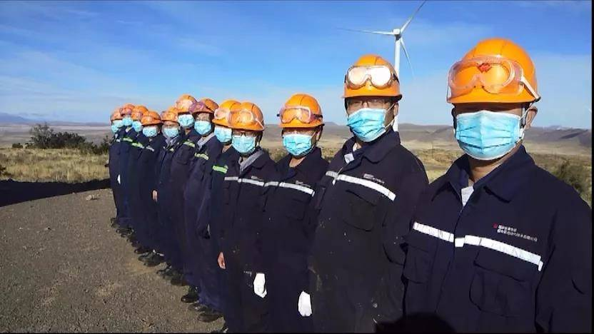 联合动力南非德阿项目2020年发电量7.518亿千瓦时,风机利用率达到99.82%