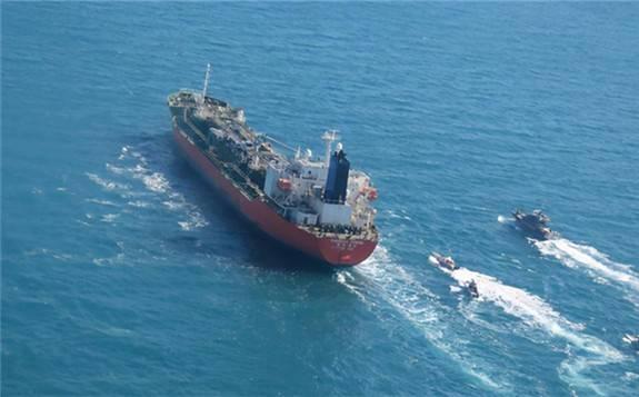 伊方称不接受韩方提出的扣押油轮问题进行政治调解