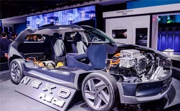 2020年韩国燃料电池交易量激增近54%