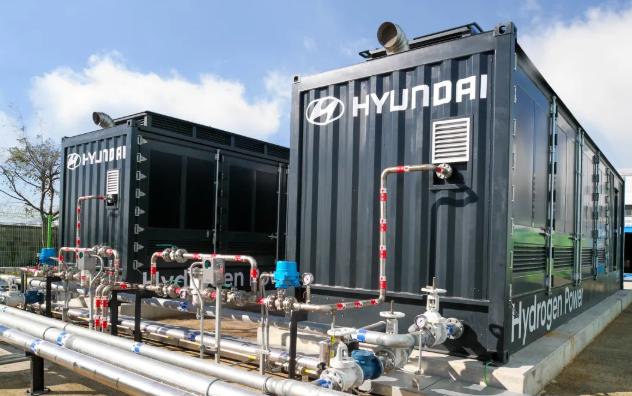 韩国2030年燃料电池设备容量目标为2.6GW