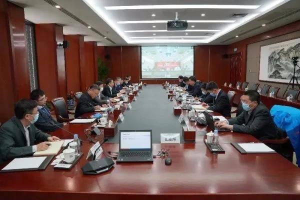 中国能建进军氢能业务!