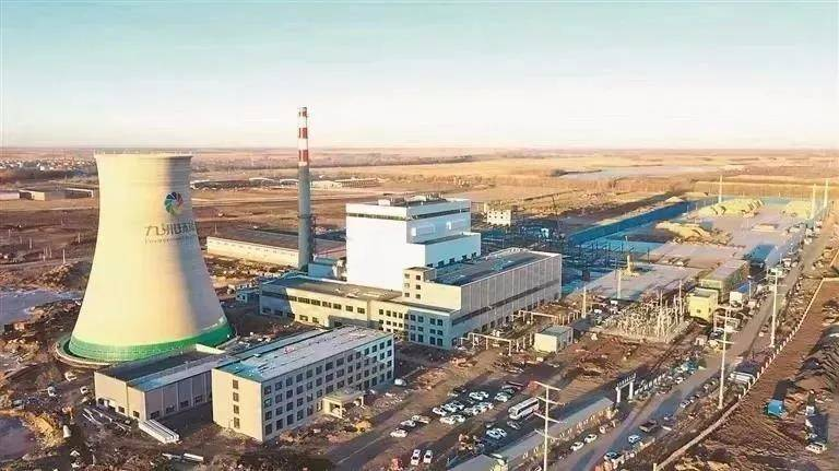九洲集团梅里斯生物质热电联产项目实现一次并网成功