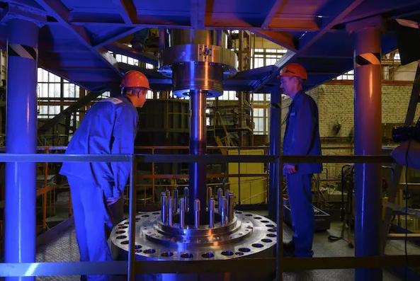 俄罗斯开始新型主循环泵寿命测试
