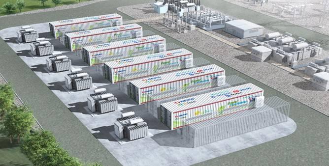國內首個熔鹽儲能供蒸汽項目正積極推進建設