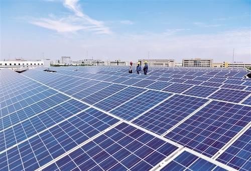 以国家能源集团、华能、国家电投、大唐为首的电力央企签署近20GW光伏项目!