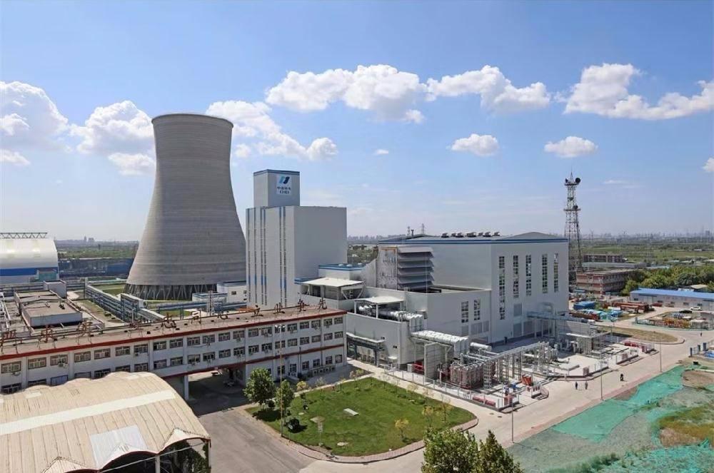 中国能建设计承建国内首台9HA型重型燃机项目通过168小时试运行