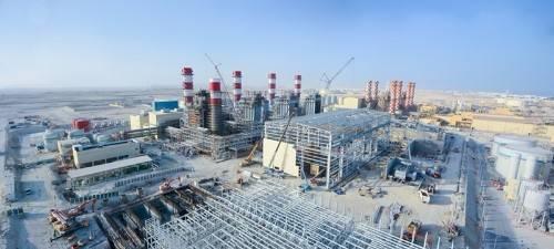 中国电建所属山东电建巴林阿杜二期项目GT22燃机点火一次成功