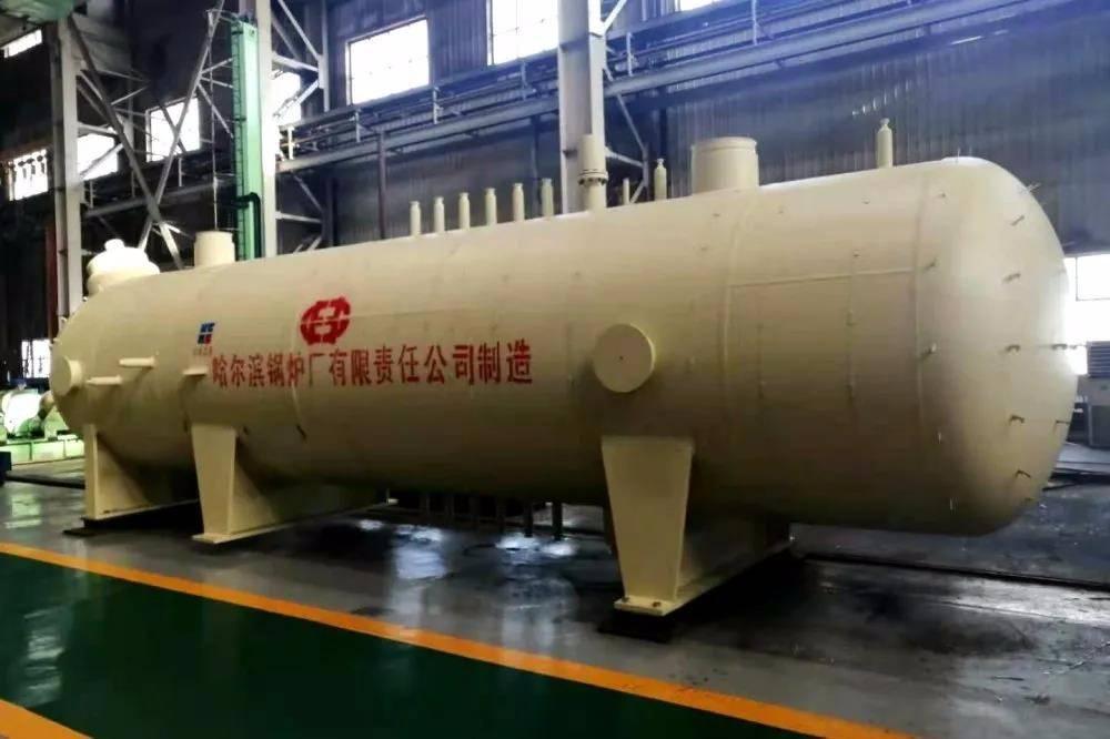 哈电锅炉圆满完成贾姆肖罗项目高压加热器制造任务