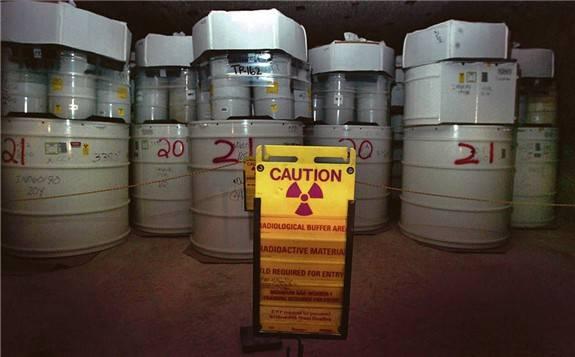 意大利开始为建造放射性废物贮存设施选址