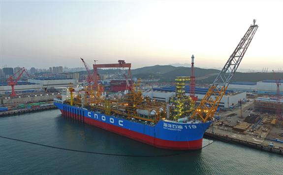 中国海洋石油集团有限公司:保障国家能源安全 共筑绿水蓝天