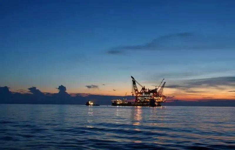 中国海油探路海上油气田勘探开发一体化!