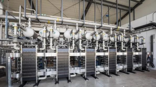"""德国将建欧洲最大""""绿氢""""工厂"""