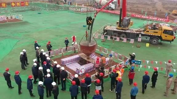 1000千伏南昌—长沙特高压交流线路工程开工