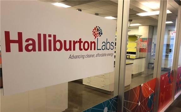 哈里伯顿实验室宣布首批加入的公司