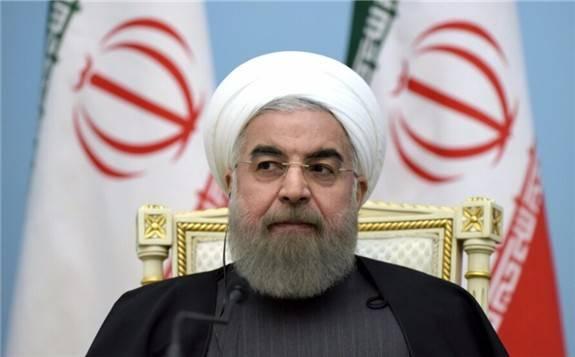伊朗总统哈桑·鲁哈尼表示与国际原子能机构合作意愿