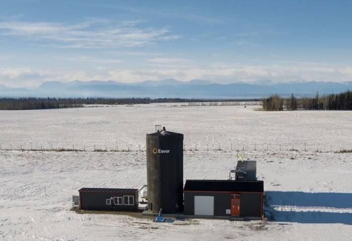 大型石油公司投资伊沃尔的无泵地热环路 可按需从地热中提取能源