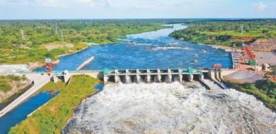 中国电建承建乌干达最大水电站进入调试收尾阶段