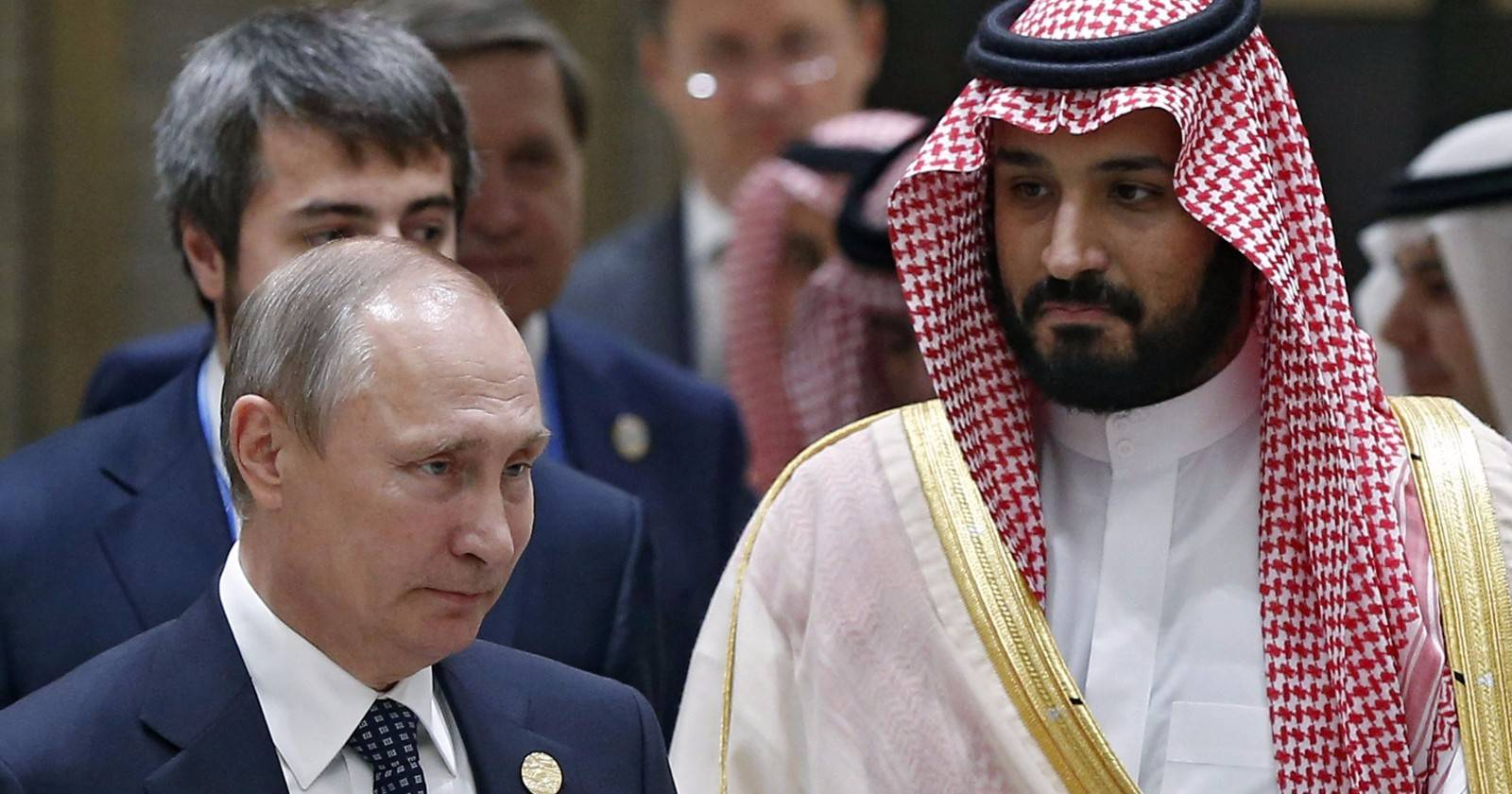 沙特和俄罗斯在石油战略上再次出现分歧