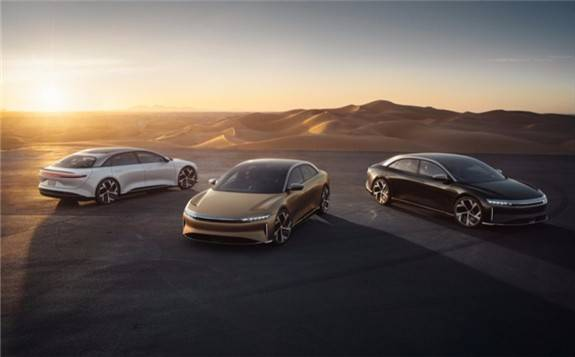 美国新势力车企Lucid估值升至620亿美元,引发外界泡沫担忧