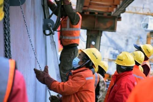 西藏在建最大DG水电站土建工程已进入收尾阶段