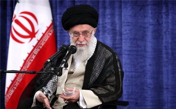 哈梅内伊表示:如果有必要,伊朗将把浓缩铀丰度提高至60%