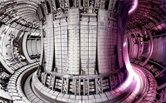 科学家将测试ITER(国际热核聚变实验反应堆)的燃料