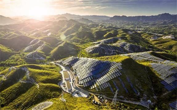 跨国公司争相布局中国能源市场