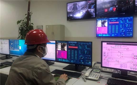 福建鸿山发电公司机器人智能巡检系统上线