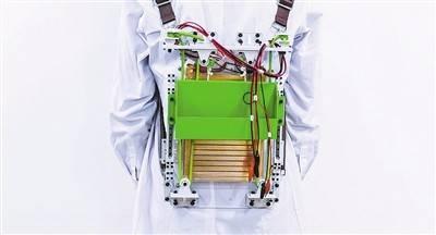 俄罗斯开发用体温转化为能量的充电技术