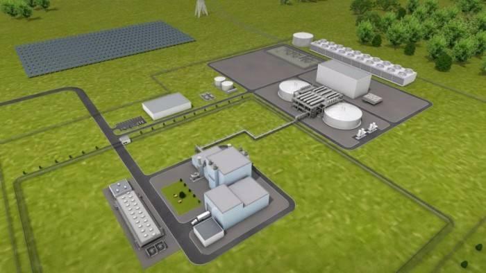 比尔盖茨的下一代核电站即将启动!