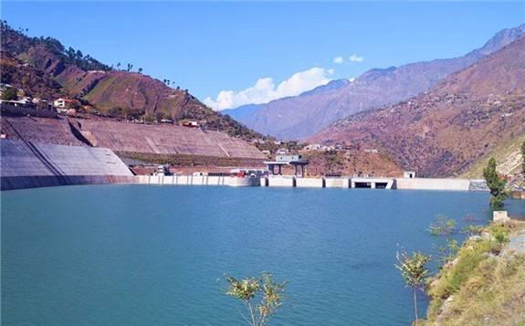 中国能建葛洲坝集团签约巴基斯坦巴拉科特水电站!