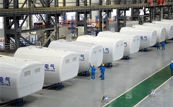 东方电气推动产业布局优化和结构调整