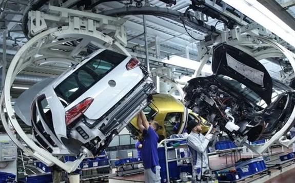 大眾汽車目標今年電動車銷量100萬輛