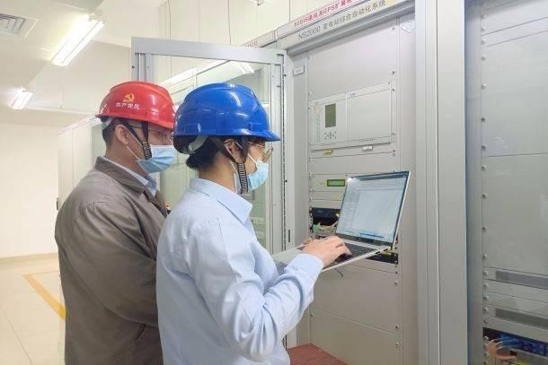 福建鸿山发电公司创新助力电力网络安全