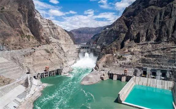 中国清洁能源建设又一里程碑——乌东德水电站打造中国版水电新奇迹