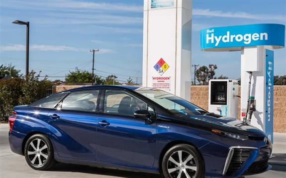 《燃料电池电动汽车加氢口》国标拟定10月1实施