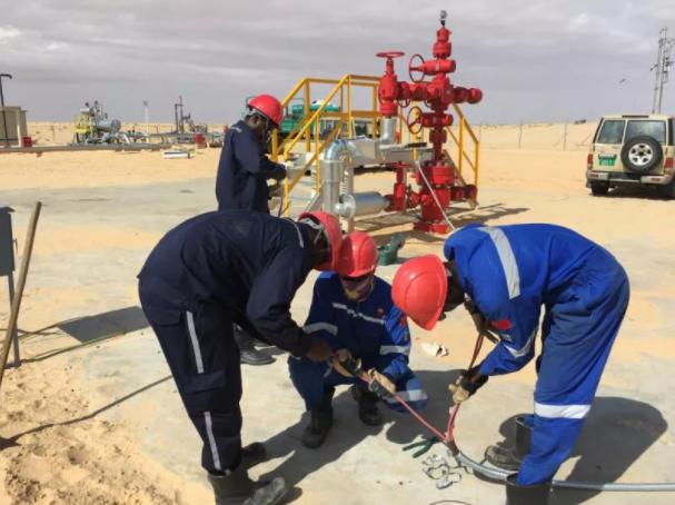 企业新闻 | 中国石油驻藏单位联合党建平台开通运行