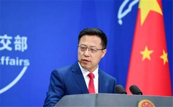 中国外交部:日方不能对国际社会的反对视而不见