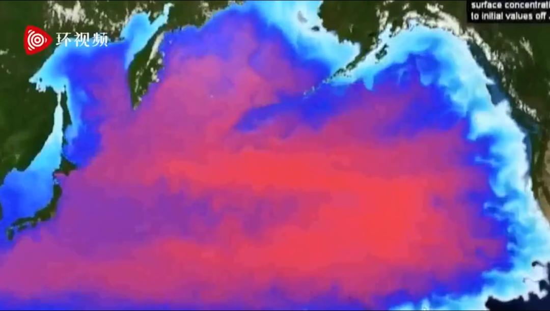 专业机构预测:3年后美国、加拿大也要遭日本核污染影响
