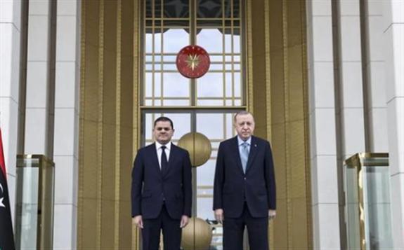 土耳其和利比亚方同意在油气等多个领域进一步发展合作!