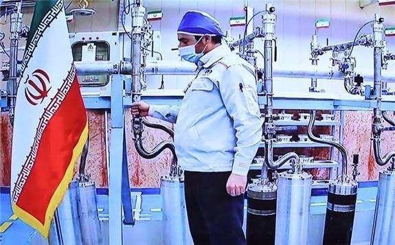 伊朗称将已告知国际原子能机构把浓缩铀丰度提升至60%