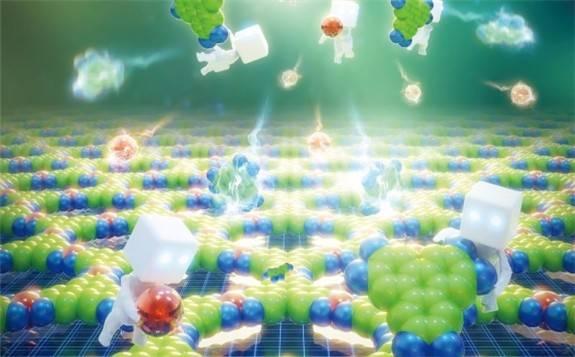 化学所在金属有机框架材料薄膜的可控生长研究中取得进展