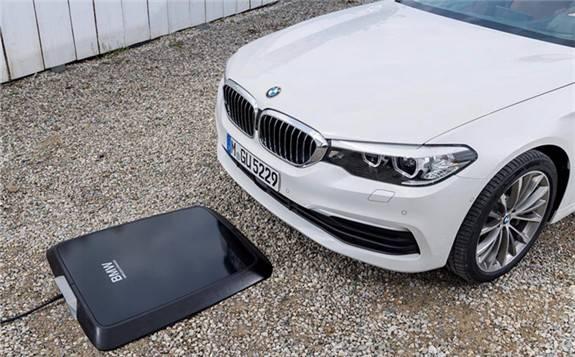 韓國計劃建立電動車無線充電國際標準